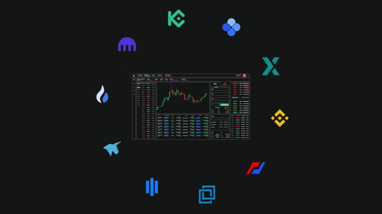 crypto software trading