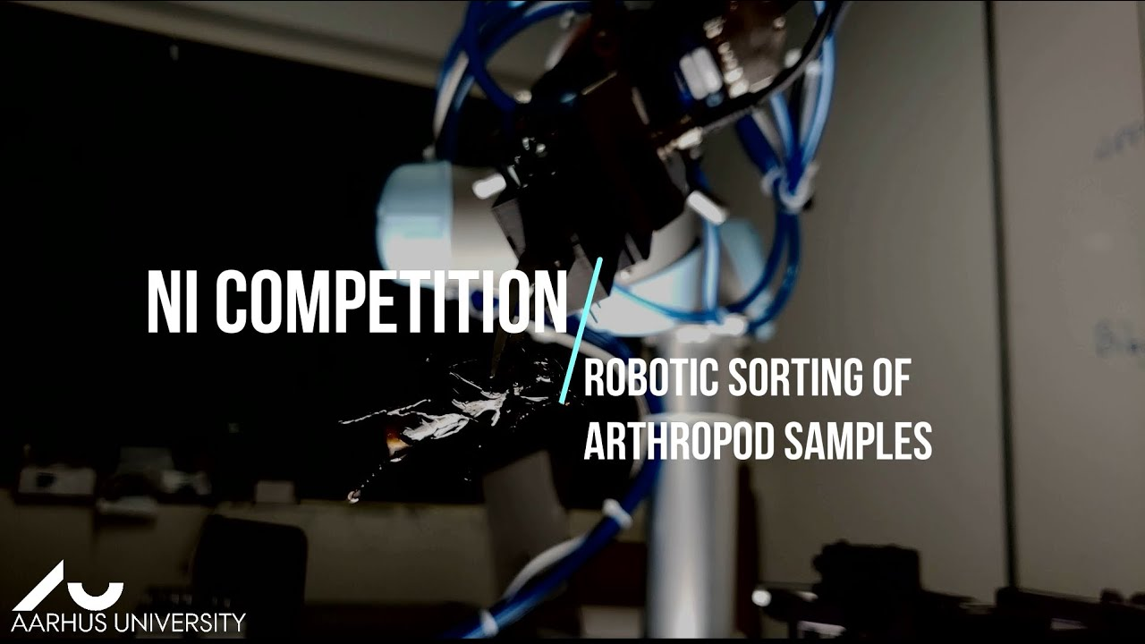 Automation of Sorting & Identification of Arthropod Samples
