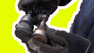 How To Replace Ball Joints and Tie Rod Ends Honda Element/CRV
