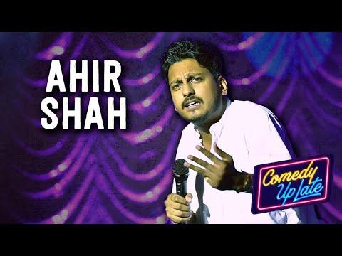 Ahir Shah - Comedy Up Late 2017 (S5, E1)