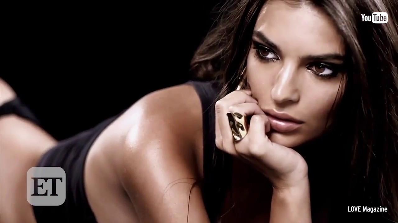 Video Emily Ratajkowski Kim Kardashian nude photos 2019