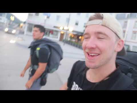 AMERICANS travel to NORTH GERMANY! (HAMBURG Travel Day)