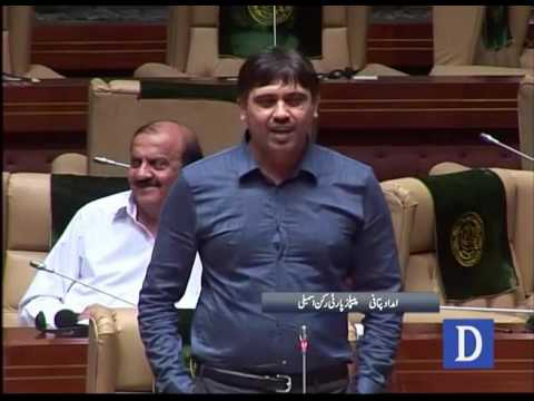 Sindh Assembly: fight over demand of a new province
