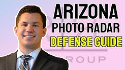 Arizona Photo Radar Defense Guide