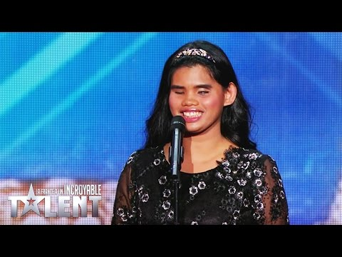 Aliènette - France's Got Talent 2016 - Week 2