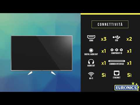 Panasonic | TV LED 4K HDR Smart | TX-40EX613