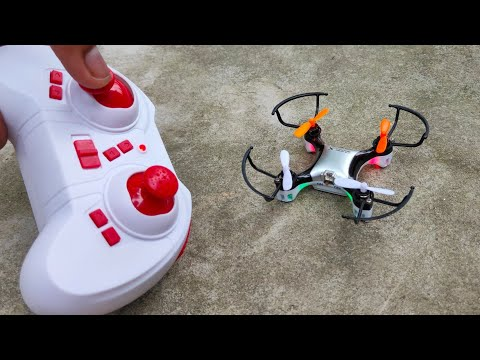 unboxing remote control drone