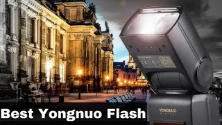 Best Yongnuo Flash for Canon and Nikon Top Reviews of 2020