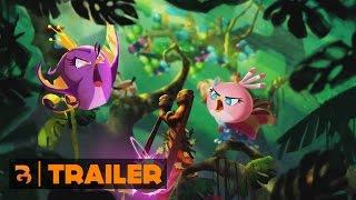 Angry Birds Stella Pop: Gefiederte Zwillenschleuder