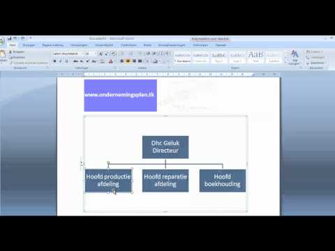 Organogram maken from YouTube · Duration:  4 minutes 53 seconds