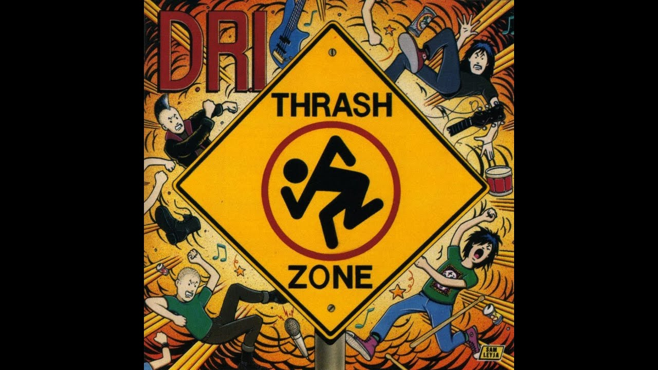 Download D.R.I. | Thrash Zone [Full Album]