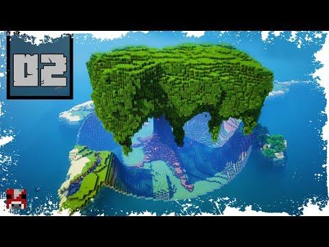 Minecraft Timelapse - Fishbowl Base V. 2.0! - Pt. 2 (WORLD DOWNLOAD)