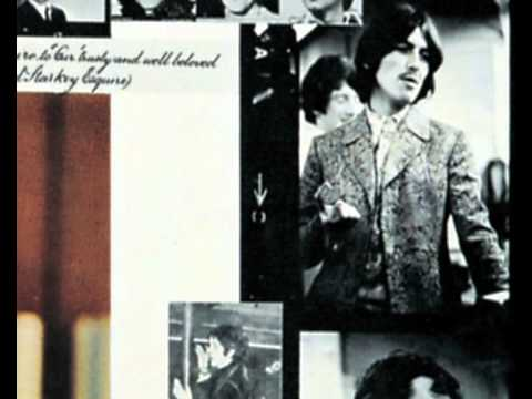 Savoy Truffle recorded on this day, 3rd October 1968