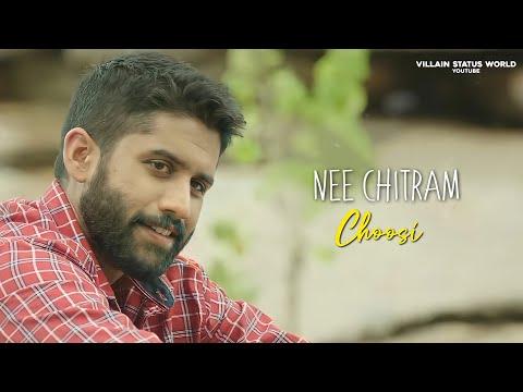Nee Chitram Choosi Song Whatsapp Status|Love Story Movie|Naga Chaitanya,Sai Pallavi|Shekhar Kammula|