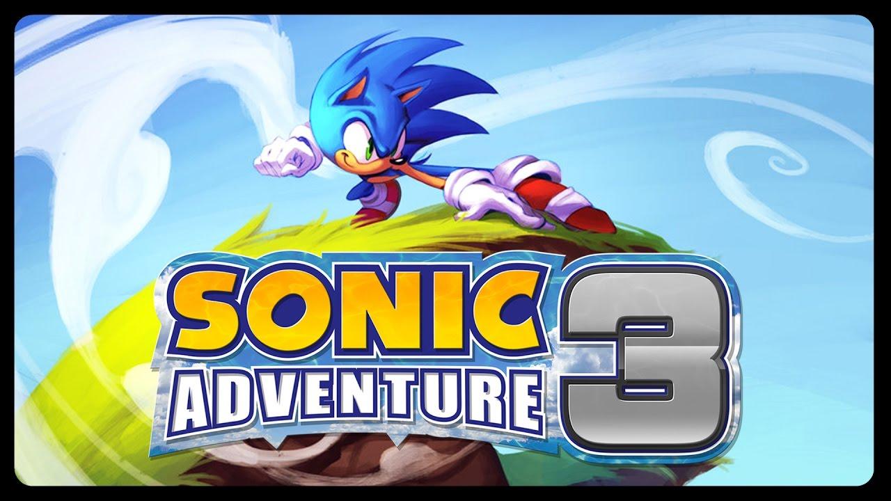 Sonic Adventure 3 - NEW 2017 Update! [Fan Game] (4K/60fps)