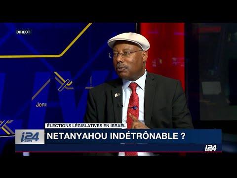 Avraham Nagosa, député du Likoud, invité dans Le Grand Live