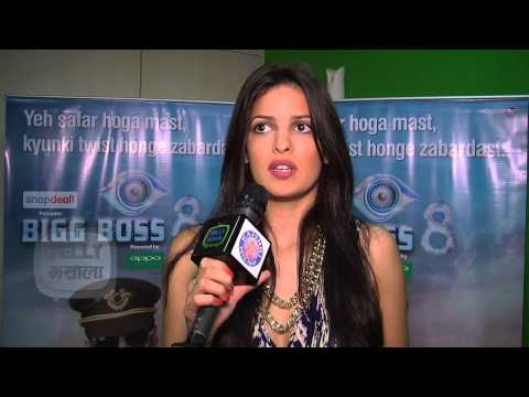 Bigg Boss 8 Eliminations | Natasa Stankovic INTERVIEW | Colors Show