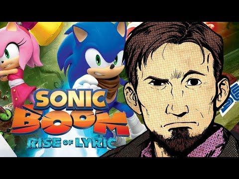 Sonic Boom: Rise of Lyric (2014) - Recenzja