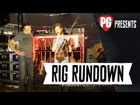 Rig Rundown - Imagine Dragons' Wayne Sermon and Ben McKee