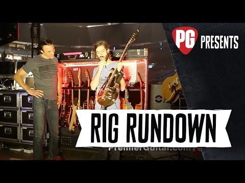 Rig Rundown - Imagine Dragons' Wayne Sermon and Ben McKee