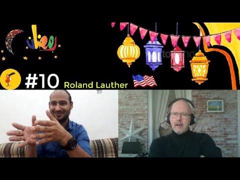 Cambly S01 E10 Tutor: Roland Lauther اتكملنا عن رمضان و جزء من حياتي الشخصية