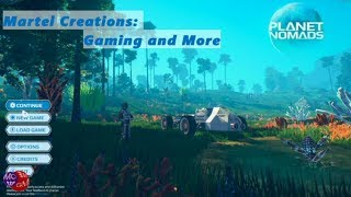 Planet Nomads: Creative Mode Gameplay / Tutorial
