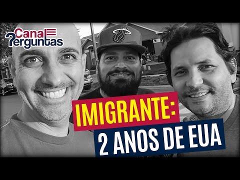 Vida de imigrante morando 2 anos em Pompano Beach, Flórida, EUA ✔