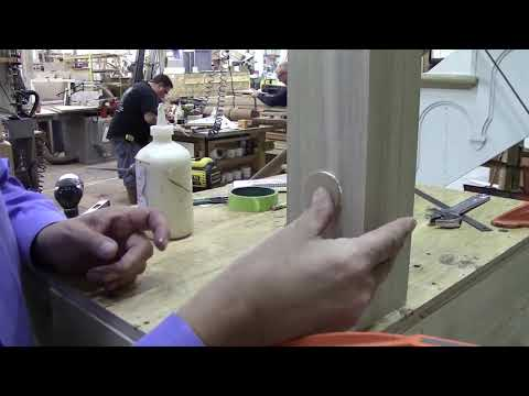 How To Install A Newel Post On A Stair Or Balcony Using The ZIPBOLT Super UT