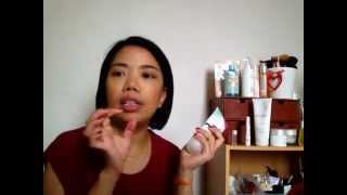 Skin Care products which I am loving ( inc Decleor Aroma White C + / Etude House and St.Ives )