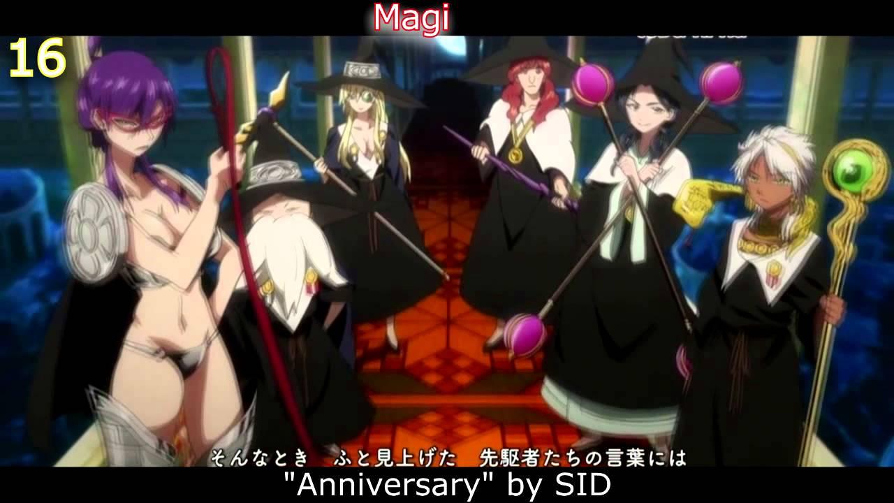Best Shounen Anime