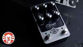 Exploring The Delay Sounds Of The Universal Audio UAFX Starlight Echo Station Pedal