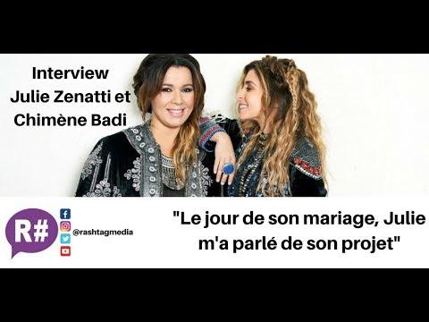 """P1/ """"Méditerranéennes"""", interview de Julie Zenatti & Chimène Badi"""