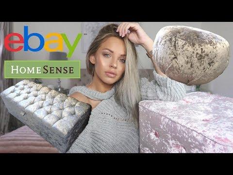 cheap-furniture-haul-|-ebay-furniture-&-homesense-|-lucy-jessica-carter