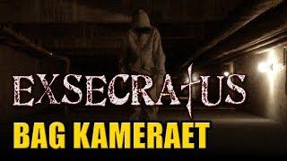 'Bag kameraet' på min film 'Exsecratus'