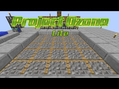 Project Ozone Lite - EZ MODE SIFTING [E09] (HermitCraft Server Modded Minecraft Sky Block)
