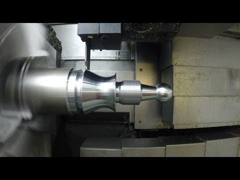 MOST SATISFYING Ingenious CNC Machine Lathe Working Complete ▶11