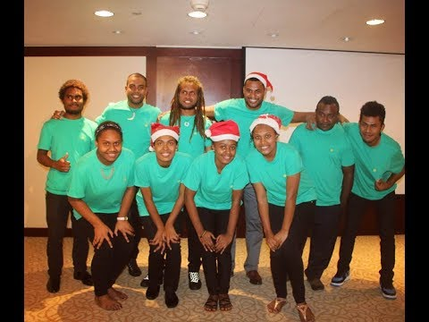 Christmas Party 2016 | Solomon Islands Students Association in Taiwan