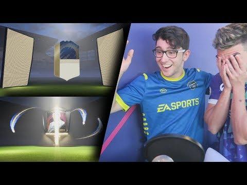 LOCURA!! ME SALEN NUEVAS LEYENDAS De FIFA 18!   Esto Es INCREÍBLE...