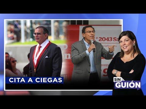 Cita a ciegas- Sin Guion con Rosa María Palacios