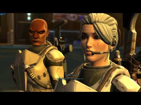 Star Wars: The Old Republic - Trooper Story, The Fallenspire Stronghold and An Imperial Presence #3