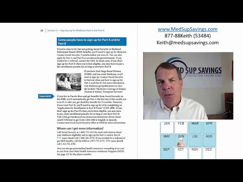When and How to Sign Up for Medicare - Getting Started With Medicare