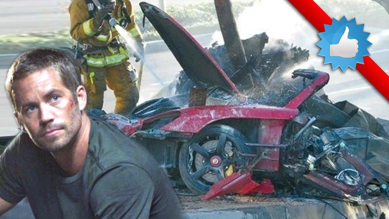 Paul Walker Car Crash Accident