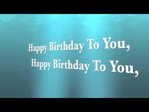 Award winning  Happy Birthday Song with Lyrics by Blessing Olubanjo