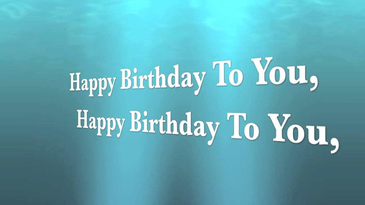 HAPPY BIRTHDAY TO YOU YOUR 102 - YouTube