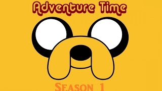 Adventure Time season 1 trailer