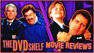 Planes, Trains And Automobiles & Dutch – A John Hughes Double Feature  | The DVD Shelf Movie Reviews