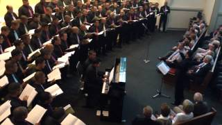 NAC Cape Town Male Choir 2014 in Hamburg - Halleluja
