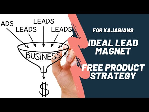 List Building Tutorial: Kajabi Free Product Strategies