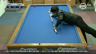 [당구-Billiard] Cho Myung-Woo v Lee Chung-Bok_23rd Tournament For Challenger_Final_02