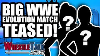 WWE Evolution Match TEASED! SHOCK John Cena NEWS CONFIRMED?!   WrestleTalk News Oct. 2018